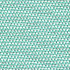 Cloud9 Fabrics Monsterz Mountainz Mint - Organic Fabric (0.25m) op Etsy, 3,79€
