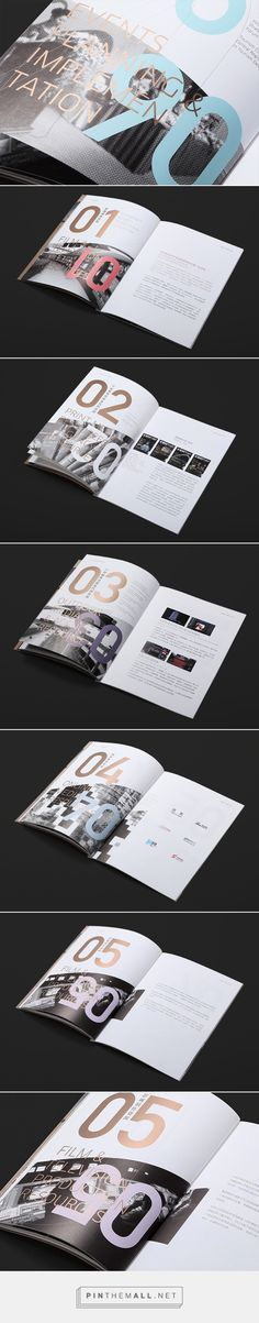 GIAMG Service Manual by One & One Design | Inspiration Grid | Design Inspiration - created via http://pinthemall.net