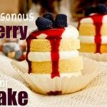 Poison berry cake