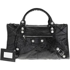 Balenciaga - my most favorite-est handbag ever! ..one day if I win the lottery..