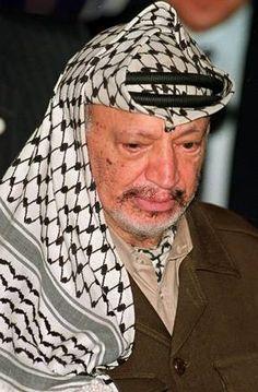 Morte de ex-líder palestino Yasser Arafat completa 11 anos