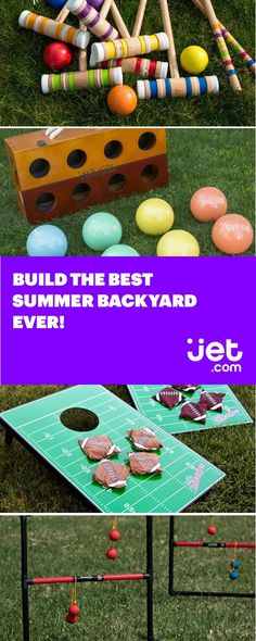 Fun Backyard Games for Your Summer Celebration