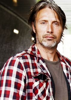 Mads Mikkelsen. It doesn't matter what you do to this man's appearance - long hair, short hair, light hair, dark hair, grey hair, beard, clean shaven - he's always gorgeous!