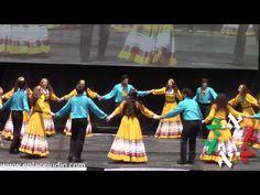 Un poco de lo nuestro / Jewish Dance Company in Mexico - Anajnu Veatem - YouTube