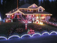 Mind Blowing Christmas Lights Ideas For Outdoor Christmas Decorations |  Christmas Celebrations