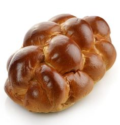 A close cousin of French brioche and Jewish challah, my recipe also involves dividing the dough into two equal batches (for two loaves), then dividing each batch into three equal pieces that are rolled out into ropelike shapes and braided. Loaf Recipes, Great Recipes, Favorite Recipes, Wolfgang Puck Recipes, French Brioche, Challah, Holiday Tables, Pretzel Bites, Sandwiches
