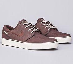 Nike SB Stefan Janoski Low-Dark Oak