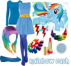 The Lovely Side: My Little Pony | 6 Magical Costumes Ideas for Halloween Good.