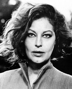 Ava Gardner as the sinister Mrs. Cazaret in The Devil's Widow — dir. Roddy MacDowell (1970) Via James Grissom's Follies Of God