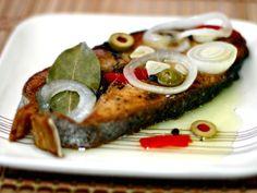 Escabeche de Pescado - Mis recetas en Que Rica Vida