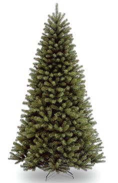 7' Green Spruce Artificial Christmas Tree
