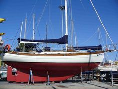 1984 Hans Christian 43 Sail Boat For Sale - www.yachtworld.com
