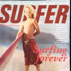 Best ever Surfer magazine cover. Photo of Nathan Flores taken by Art Brewer Surfer Dude, Surfer Magazine, Surfing, How To Plan, Magazine Covers, Kids, Random, Art, Young Children