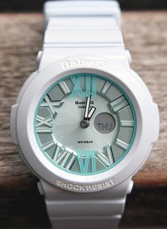 Simple, elegant, cute Baby-G watch