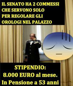 il popolo del blog,: un mondo paraculo,la politica italiana è solo fogn...