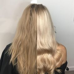 This Pure Balance Challenge result shows the beautiful Frosted Blonde hair color shades our new Koleston Perfect can give to your blonde clients. Hair by Wella Educator Pale Blonde Hair, Blonde Hair Colour Shades, Cool Blonde, Color Shades, Hair Color Formulas, Perfect Blonde, Dream Hair, Summer Hairstyles, Hair Inspo