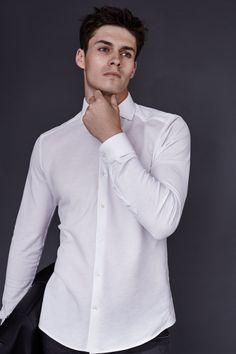 Reiss Trixie white shirt
