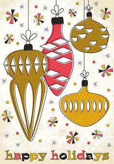 Retro Holiday by Liz Ablashi