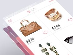 StyleSpotter Browse page