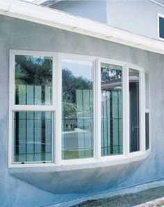 Bow Windows Sometimes Confused With Bay The Difference Is Are Installed In Curved Architecture And Uses More Gl Panels Than A