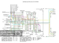 Part 2 Complete Wiring Diagrams Of Honda CT90 All about