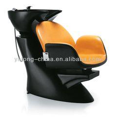 Hairdressing Hair Washing Basin Mobile Shampoo Sink Backwash Bowl Adjustable Finely Processed Health & Beauty