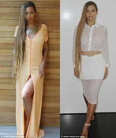 beyonce braids - Google Search