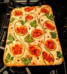 Cocoa Recipes, Bread Recipes, Cooking Recipes, Focaccia Bread Recipe, Bread Shaping, Bread Art, Party Dishes, Food Garnishes, Pizza