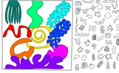 """Visit our website for even more details on """"abstract artists matisse"""". It is an outstanding spot to get more information. Henri Matisse, Matisse Kunst, Matisse Art, Pablo Picasso, Abstract Painters, Abstract Art, Painting For Kids, Art For Kids, Collages"""