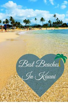 Kauai is the most amazing piece of the world what we've seen in our lives so far - and that includes its beaches, of course! What are the best beaches in Kauai?