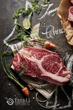 ▒ Toraii Republic - 토라이 음식사진 연구소 ▒ Food Photography Styling, Food Styling, Steaks, Meat Butcher, Butcher Shop, Meat Art, Meat Recipes, Grilling Recipes, Beef Steak