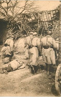 WWI, Arras, May-June 1915