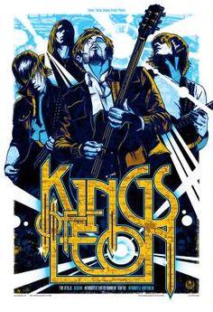 Kings Of leon.  Newcastle 2009
