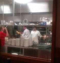 """""""Kitchen Crew."""""""
