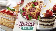 Efektné dezerty