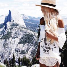 GypsyLovinlight in Yosemite