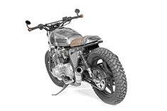 Suzuki GSX 750 E Scrambler by Landesign Garage Garage Cafe, Suzuki Gsx 750, Café Racers, Scrambler, Custom Bikes, Motorcycles, Custom Motorcycles, Custom Bobber, Motorbikes