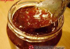 Μαρμελάδα σταφύλι Cooking Jam, Sweet Recipes, Jelly, Dips, Pudding, Favorite Recipes, Sweets, Homemade, Desserts