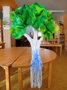 JAK STROMY PIJÍ - experimentovat se savostí gázoviny za účelem přiblížení si funkci kořenů (inspirace ze semináře J. Modré) (obarvování textilie -  gázoviny) Hanukkah, Wreaths, Home Decor, Decoration Home, Door Wreaths, Room Decor, Deco Mesh Wreaths, Home Interior Design, Floral Arrangements