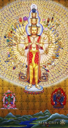 Alex_Grey-Avalokitesvara