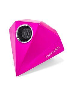 Pink Speaker! How cool!