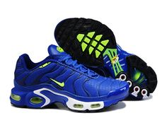 low priced 6d547 f0856 Chaussures de Nike Air Max Tn Requin Homme Bleu Chaussures Tn Nike