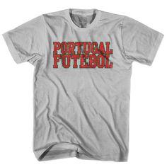 Portugal Futebol Nation Soccer T-shirt