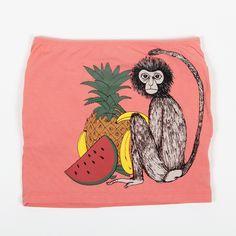 Mini Rodini Monkey Skirt