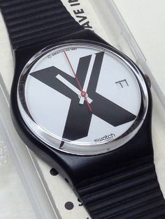 A personal favorite from my Etsy shop https://www.etsy.com/listing/248672261/very-rare-vintage-swatch-watch-x-rated