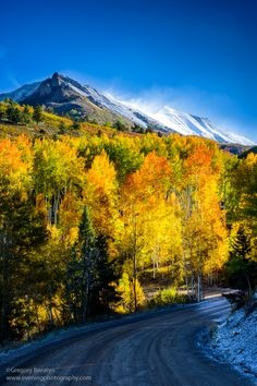 Autumn, Colorado