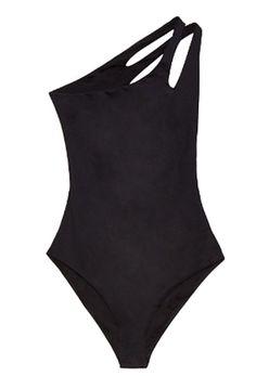 b5ed4066566dc Melissa Odabash Jamaica One Shoulder Swimsuit