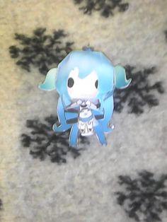 Macne Nana Whisper Chibi Papercraft by Smiley Ene☆