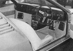 ISUZU Bellett MX1600 - Salon de Tokyo 1969