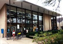 The West University Place library originally opened in a corner of the West University Community Center in 1942. During World War II, it was moved to a temporary home in the field office of Reed and Yancey Realtors (northwest corner of Rice and Auden). After the War, it moved back into the Community Center. In 1963, the library moved into a new 6,100 square foot facility at its current location at 6108 Auden. John #Daugherty, Realtors - #Houston, TX